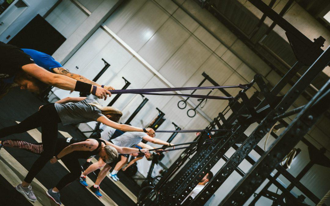 Warum Up vor dem CrossFit Training