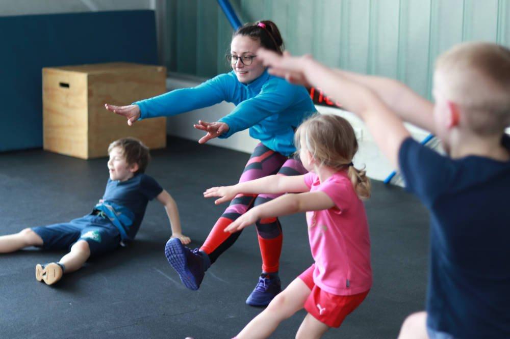 CrossFit Kids – gelernt ist gelernt