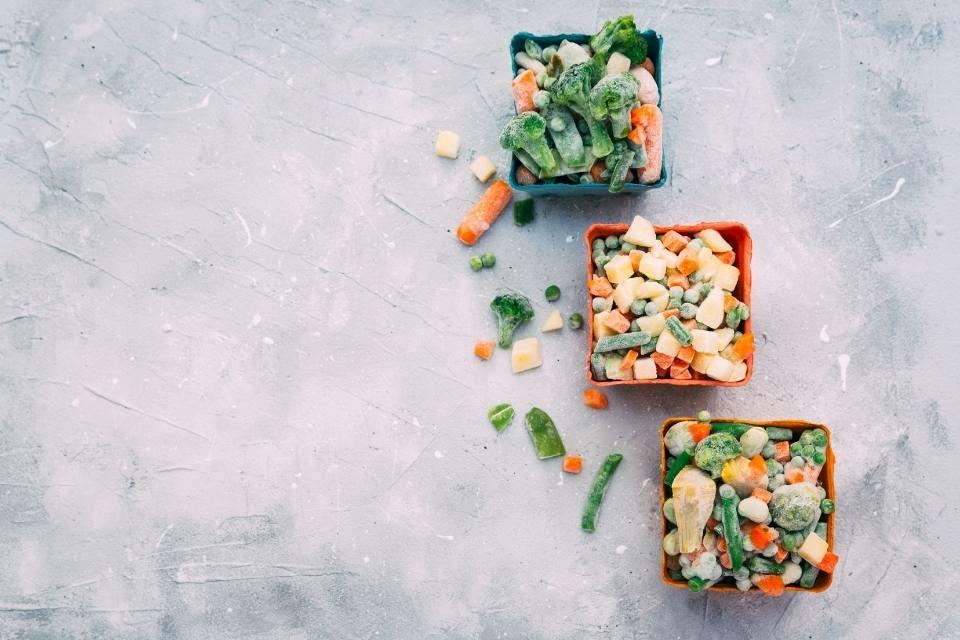 Frisch, gefroren, Konserve: Das ist das beste Gemüse