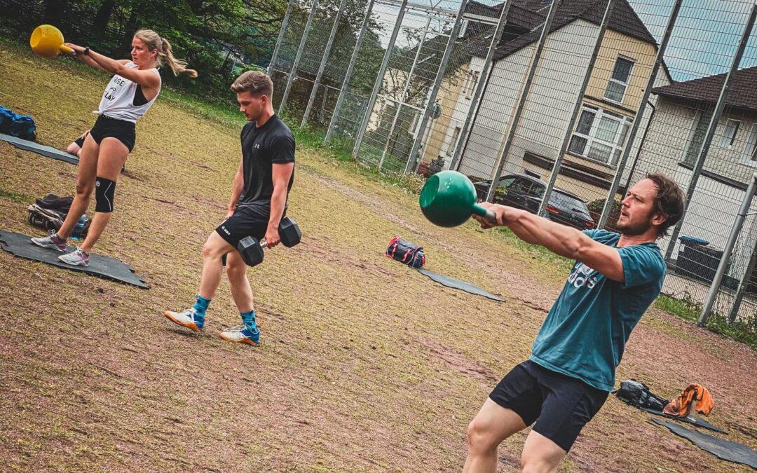 Outdoor-Training: So steigst du wieder ein