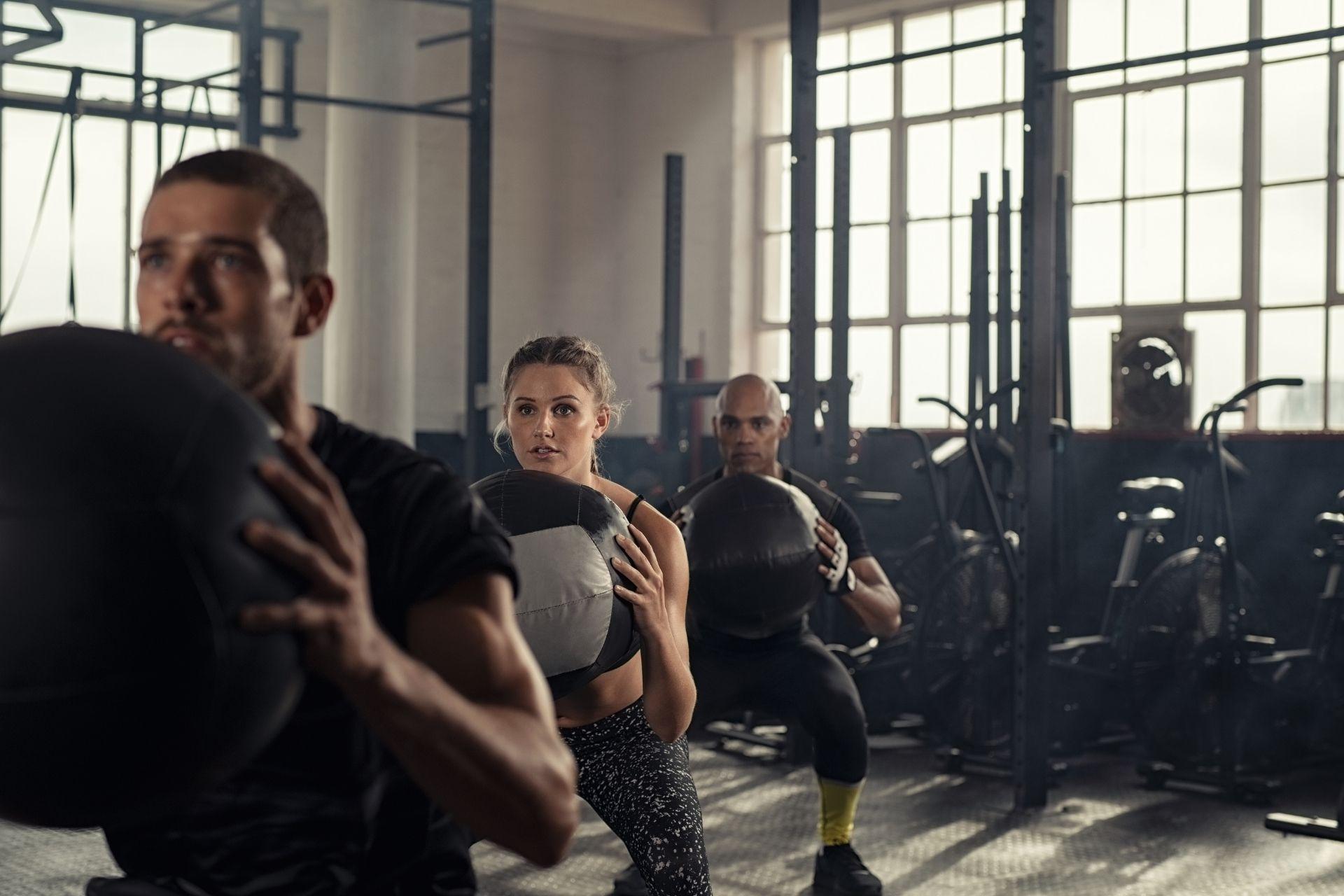 Verletzungsrisko: Wie hoch ist es für CrossFitter?