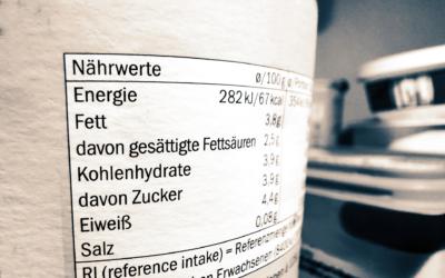 Lebensmitteletikett: Welche Lebensmittel sind gesund?