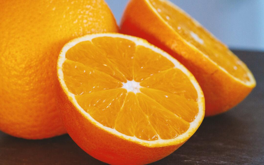 Mehr Fett verbrennen durch Vitamin C