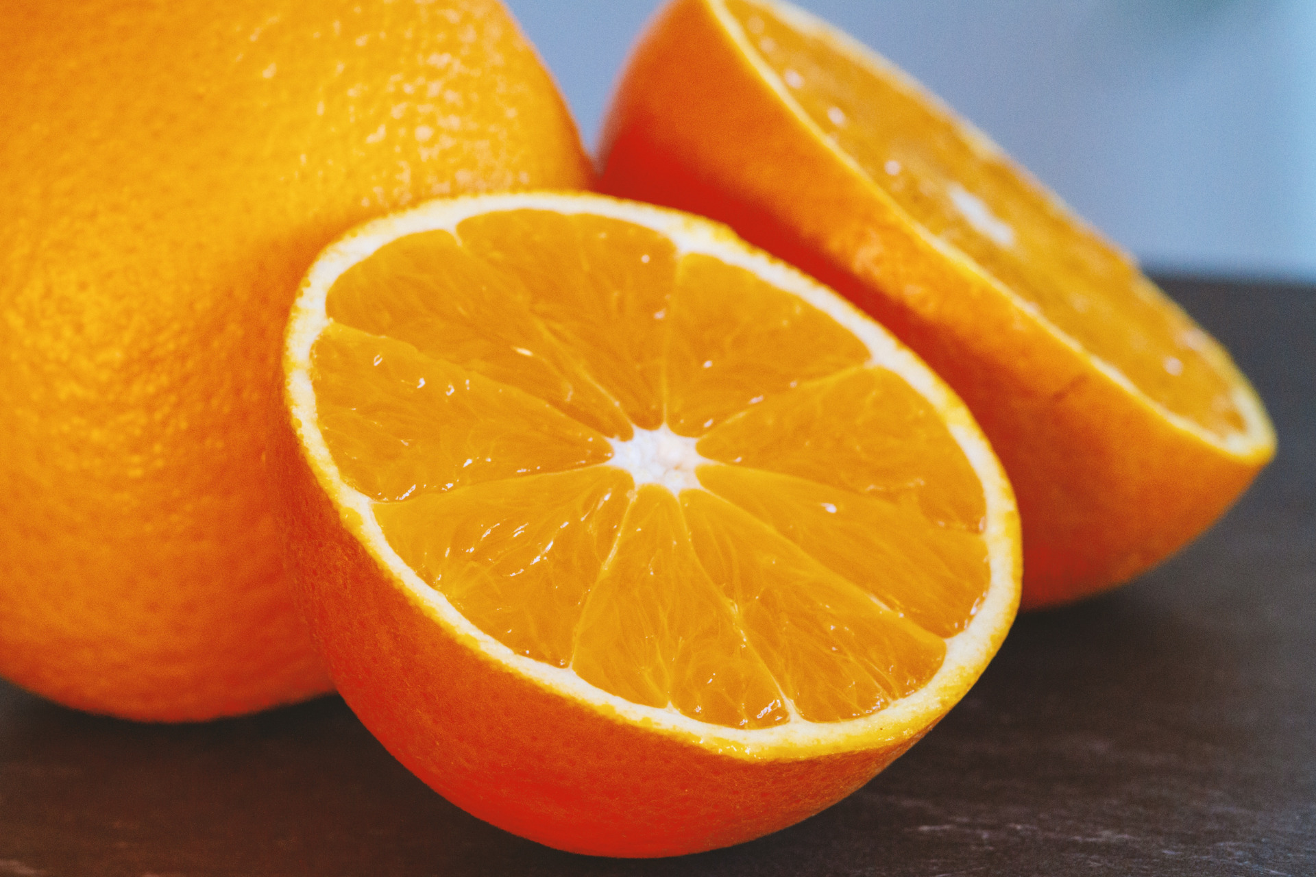 Abnehmen mit Vitamin C aus Orangen