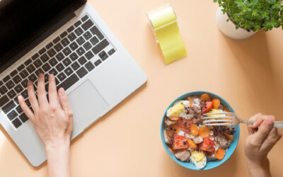 Gesunde Ernährung: Gegen Leistungstiefs bei der Arbeit